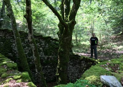 Trekking in Basque Country with a local guide 1