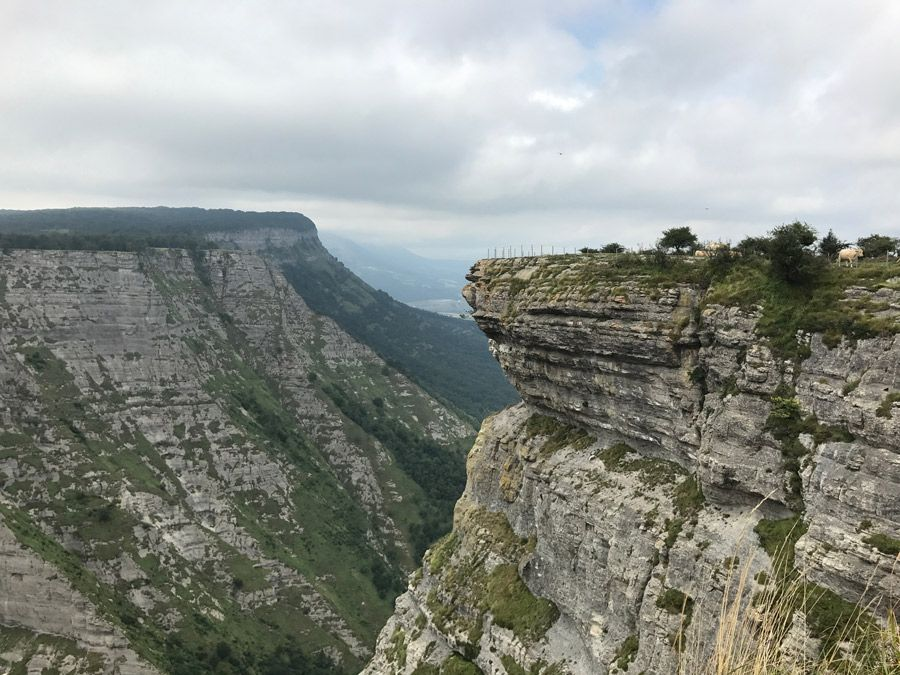 Trekking in Basque Country with a local guide 2
