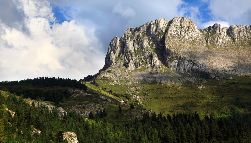 Mountain Routes in Basque Country 2
