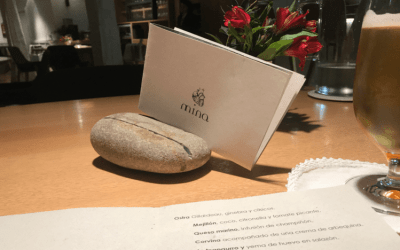A Michelin star restaurant experience in the Basque Country