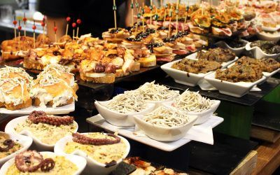 Discovering the best pintxos in Bilbao from bar to bar